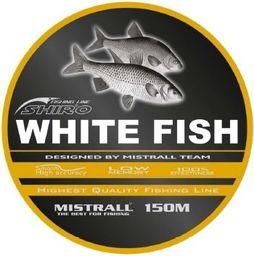 Mistrall Żyłka Shiro white fish 0,16mm 150m (zm-3476016)