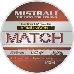 Mistrall Żyłka Admunson match 150m 0,14mm (zm-3334014)