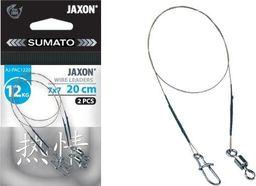 Jaxon PRZYPONY 25cm JAXON SUMATO 7x7 2szt 12kg AJ-PAC1225
