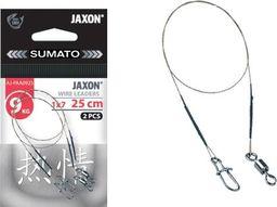 Jaxon PRZYPONY 30cm JAXON SUMATO 1x7 2szt 6kg AJ-PAA0630