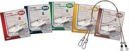 Mistrall Przypony Mistrall wire leaders 1x7 45 cm/32kg am-6310020
