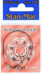 Stan-Mar Przypony wolframowe Stan-Mar 2szt 25cm 5kg