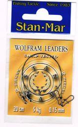 Stan-Mar Przypony wolframowe Stan-Mar 2szt 20cm 5kg
