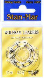 Stan-Mar Przypony wolframowe Stan-Mar 2szt 15cm 2,5kg