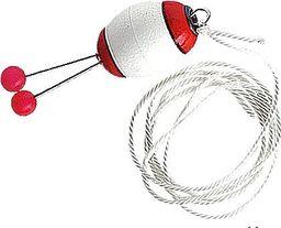 Jaxon Sygnalizator brań Bombka biało-czerwony (aj-315)