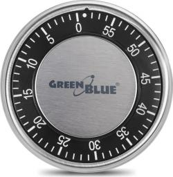 Minutnik GreenBlue mechaniczny srebrny (GB152)