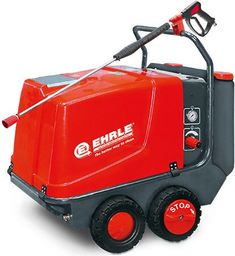 Myjka ciśnieniowa Ehrle Myjka mobilna gorącowodna EHRLE HDE 840 - 18 kW v. STANDARD