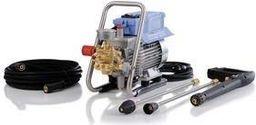 Myjka ciśnieniowa Kranzle HD 10/122 TS Total Stop i lanca Dirtkiller