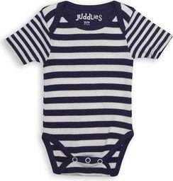 Juddlies Body Patriot Blue Stripe 3-6 m
