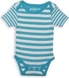 Juddlies Body Blue Stripe 12-18m