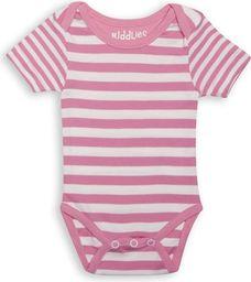 Juddlies Body Sachet Pink Stripe 0-3m
