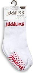 Juddlies Juddlies Skarpetki White/Red 12-24 m