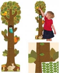 "Petit Collage Miarka wzrostu ""Drzewo"" (030955767567)"