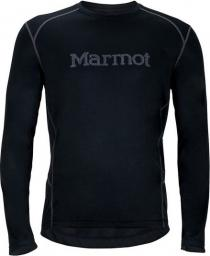Marmot Koszulka męska longsleeve Windridge Graphic LS Czarna r. XL