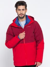 Marmot Kurtka 3w1 męska Featherless Component Jacket. Brick/Team Red r. M