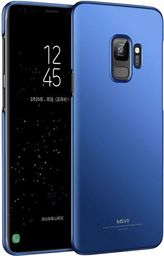 MSVII Etui MSVII Thin Case do Samsung Galaxy S9 niebieskie