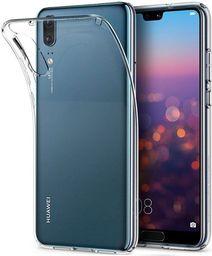 Spigen Etui Spigen Liquid Crystal Huawei P20 Crystal Clear
