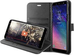 Spigen Etui Spigen Wallet S Portfel Samsung Galaxy A6 2018 Black