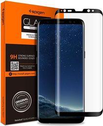Spigen Spigen Glas.tR szkło do etui Samsung Galaxy S9 black