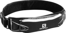 Salomon Pasek do biegania Agile 250 Belt Set Black/White (375790)