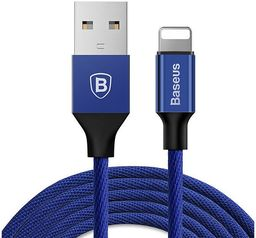 Kabel USB Baseus Baseus Oryginalny kabel Lightning iPhone Yiven 1,2m Navy Blue