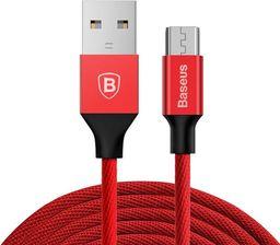 Kabel USB Baseus Kabel Baseus Yiven micro USB 150 cm 2A red