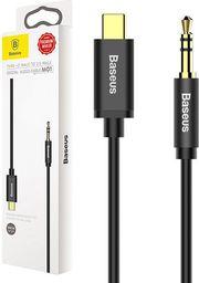Kabel USB Baseus Kabel Baseus usb-c Typ C Jack 3.5 Audio 120 cm M01 czarny