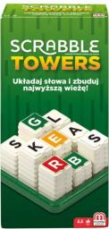 Mattel Gra Scrabble Towers (GDJ16)