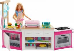 Barbie Barbie Idealna kuchnia zestaw (FRH73)