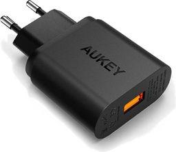 Ładowarka Aukey Ładowarka sieciowa Aukey PA-U28 18W 2A 1xUSB Quick Charge 2.0