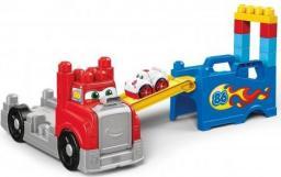 "Mega Bloks Ciężarówka ""Buduj i ścigaj się!"""
