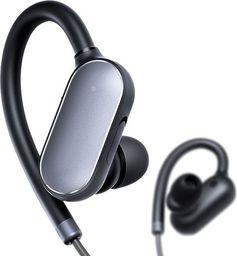 Słuchawki Xiaomi Słuchawki bezprzewodowe Xiaomi Mi Sports Bluetooth czarne