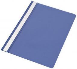 Skoroszyt Staples miękki PP A4, niebieski (PPL261)