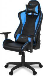 Fotel Arozzi Mezzo V2 czarno-niebieski (MEZZO-V2-FB-BLUE)
