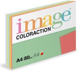 Papier ksero A4 220g mix kolorów 100 arkuszy