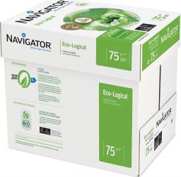 Navigator Papier ksero Eco-Logical A4 75g. 5x500 arkuszy