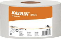 Katrin Papier toaletowy BASIC M 225 naturalny,  1-warstwa 95mmx225m