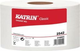 Katrin Papier toaletowy CLASSIC GIGANT M2 biały 2-warstwowy 95mmx300m