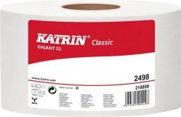 Katrin Papier toaletowy CLASSIC GIGANT S2 100 biały 2-warstwy 95mmx100m