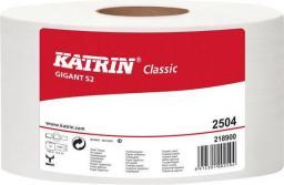 Katrin Papier toaletowy CLASSIC GIGANT S2 biały 2-warstwy 95mmx150m