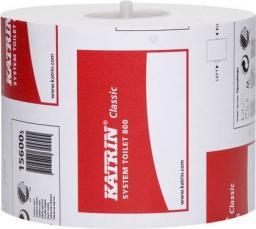 Katrin Papier toaletowy CLASSIC SYSTEM, 2-warstwy,  biały 100 mm x 100m