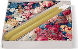 Paw Zestaw świeczek Flower Splendor złoty (SSC055600)