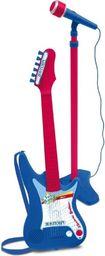 Bontempi Gitara elektryczna z mikrofonem na statywie (041-11957)