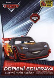 MFP Papeteria Lux 5+10 Disney Cars 2