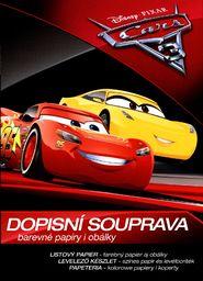 MFP Papeteria Lux 5+10 Disney Cars
