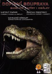 MFP Papeteria lux 5+10 Dino 2