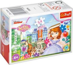 Trefl Puzzle 54 Mini magiczny świat Księżniczki Zosi 3