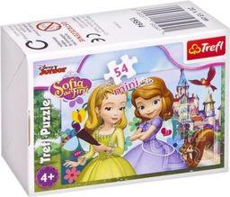 Trefl Puzzle 54 Mini magiczny świat Księżniczki Zosi 2