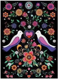 Museums & Galleries Karnet B6 z kopertą Gypsy Love