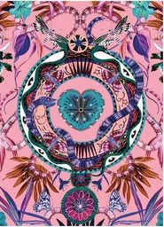 Museums & Galleries Karnet B6 z kopertą Mother Amazon